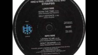 Hino + Raúl Lokura Vs. Sisu - Scan The Time