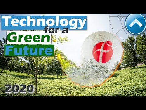 TOP 5 TECHNOLOGY FOR A GREEN FUTURE | New green technology ideas in 2020.