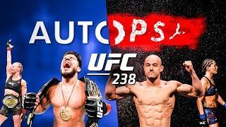 The Autopsy - UFC 238: Cejudo vs Moraes, Shevchenko vs Eye