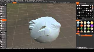 Welcome to 3D-Coat: Part 4 (Voxel Sculpt Tools)