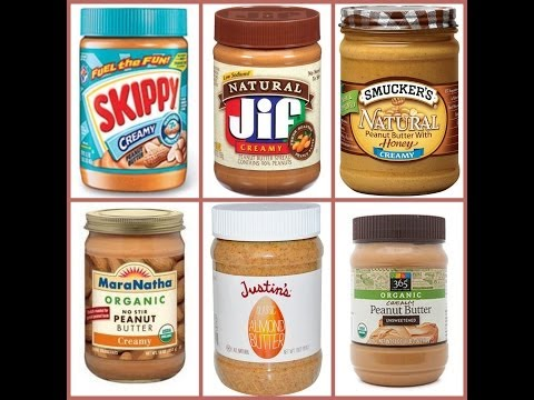 THE TRUTH ABOUT PEANUT BUTTER | Which brands are GOOD and which are BAD!