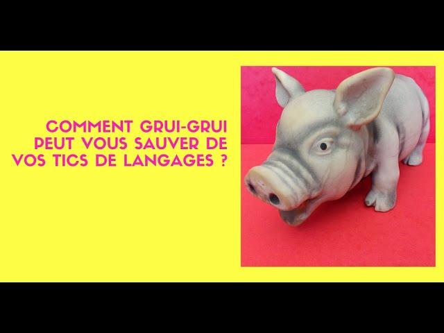 👉 Comment Grui-Grui peut vous aider à vous débarrasser des tics de langages ?