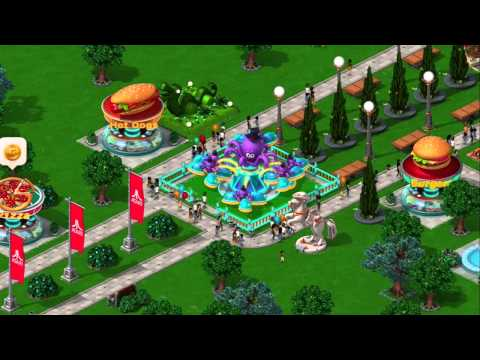 Rollercoaster Tycoon Returns To PC and Mobile | PC Invasion