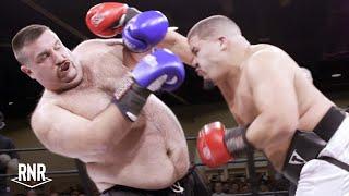 Half Blind Guy Fights Giant Irishman
