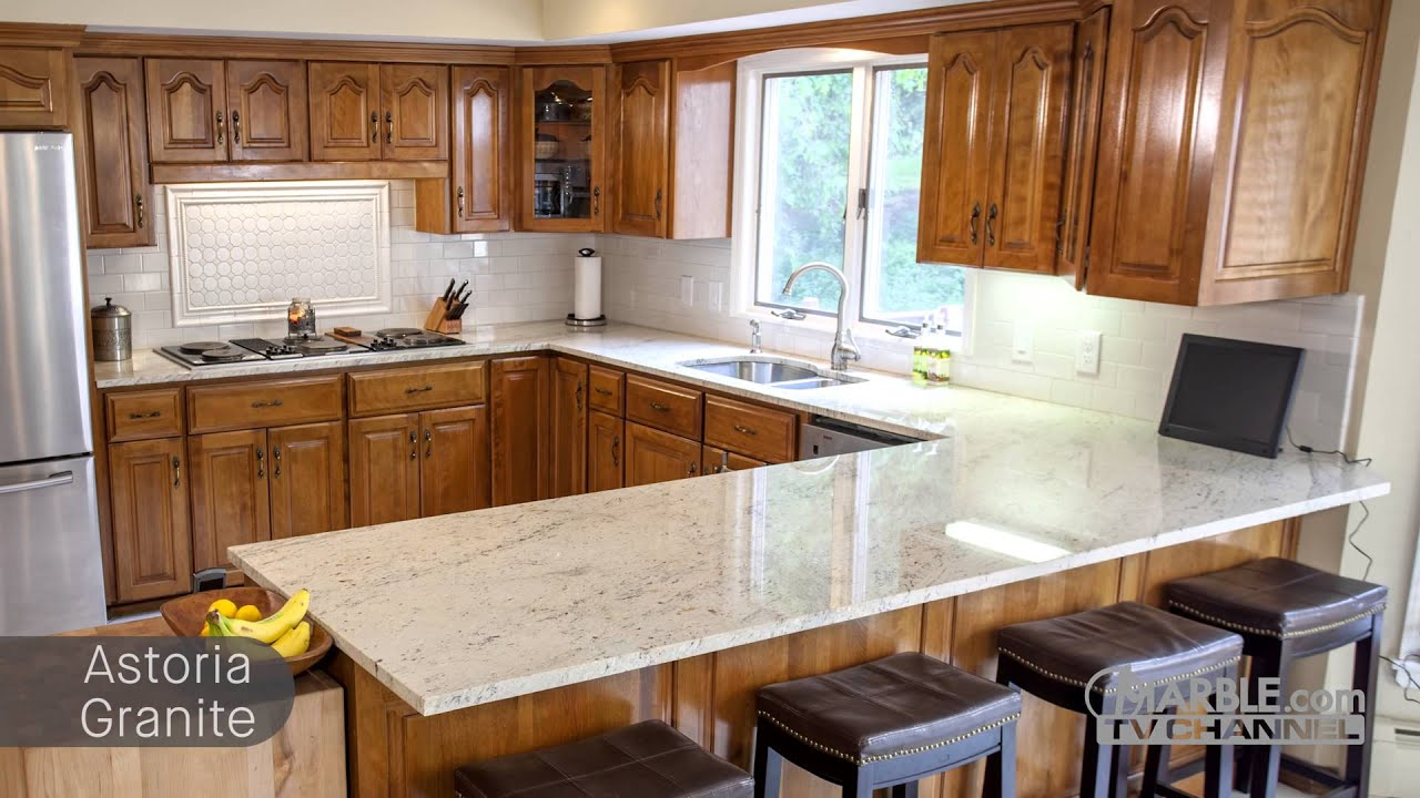 Astoria Granite Countertops III