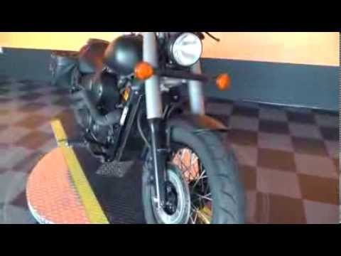 301233 – 2013 Honda Shadow Phantom VT 750 -Used Motorcycle For Sale