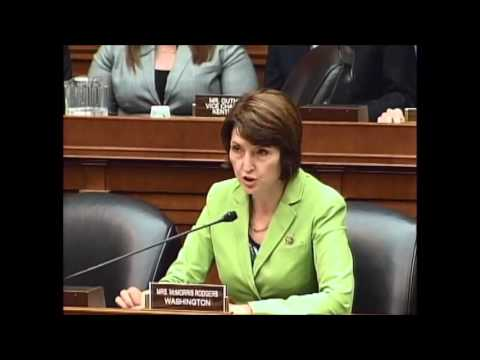 Rep. Cathy McMorris Rodgers (R-WA) opening statement