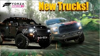 Forza Horizon 3   NEW Off-Road Vehicles Confirmed, S14 is Coming Back Again!