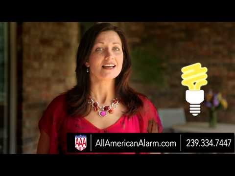 All American Alarm Residential Security Solutions