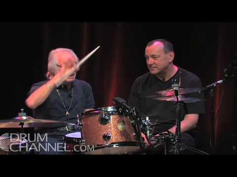 DrumChannel.com - Neil Peart & Freddie Gruber