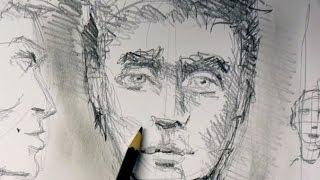 ganz einfach zeichnen lernen 1 | Das Gesicht