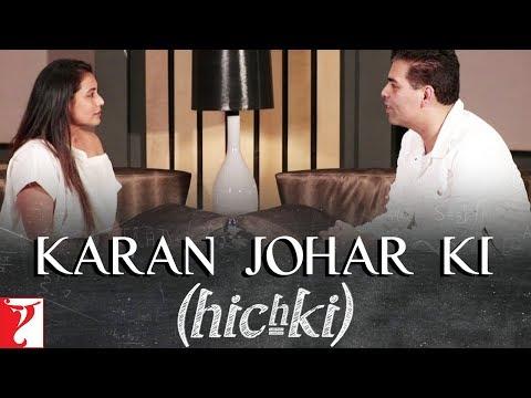 Karan Johar ki Hichki
