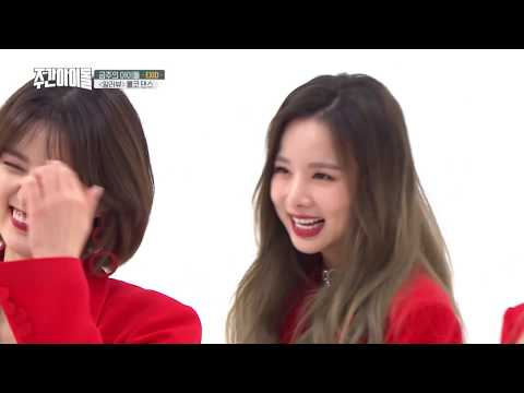 [Weekly Idol EP.383] EXID's 'I LOVE YOU' Roller Coaster Dance