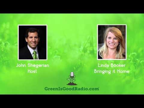 GreenIsGood - Linda Booker - Bringing it Home
