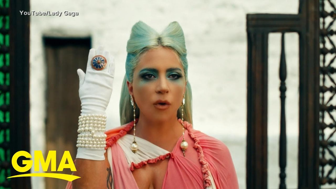 Lady Gaga drops new music video for '911' | GMA