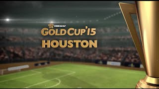 Gold Cup 2015 Cities - Houston, TX