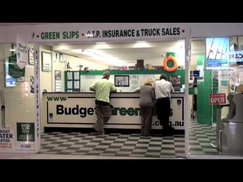 Car Insurance Sydney www.budgetgreenslips.com.au NSW