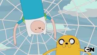Adventure Time - Web Weirdos (Preview) Clip 1