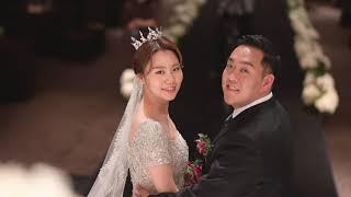 광주 라페스타웨딩홀 감동의 본식영상 :)  _ 브라운파…