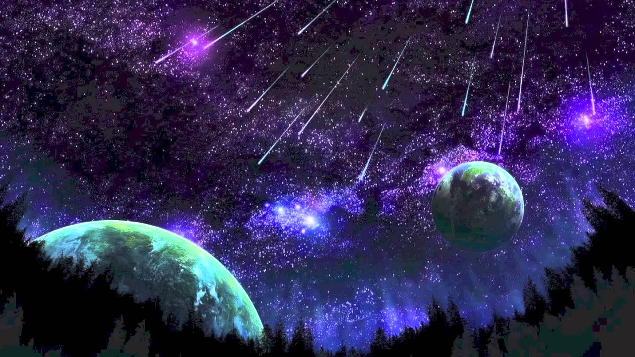 Good Night Baby Hd Wallpaper 3d Emotional Piano Music Night Sky