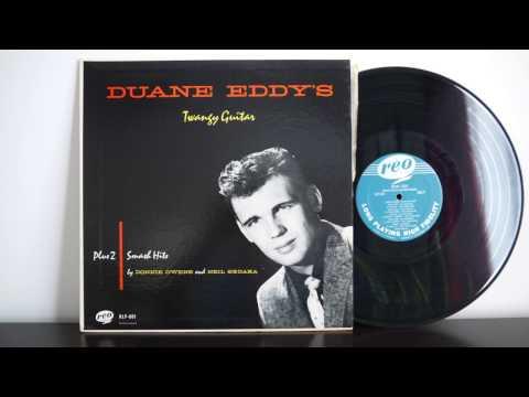 Duane Eddy With Guest Artists Donnie Owens and Neil Sedaka – Duane Eddy's Twangy Guitar (1959)