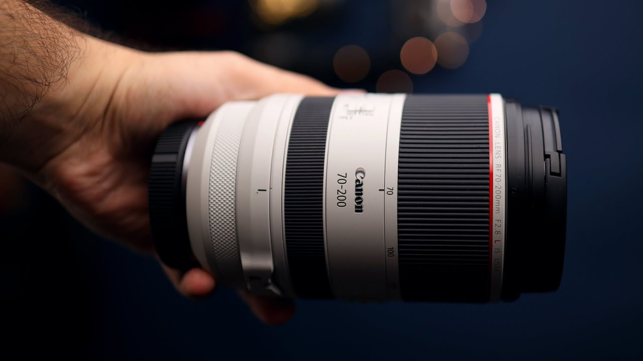 Canon RF 70-200mm f/2.8L IS  Lens Review with Sample Photos