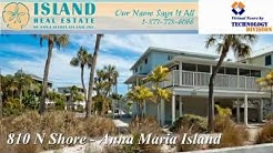 Anna Maria Island Vacation Rental - 810 N shore