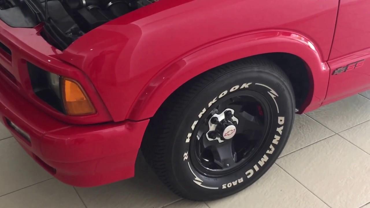 Restauracao Chevrolet SS10 Ame...
