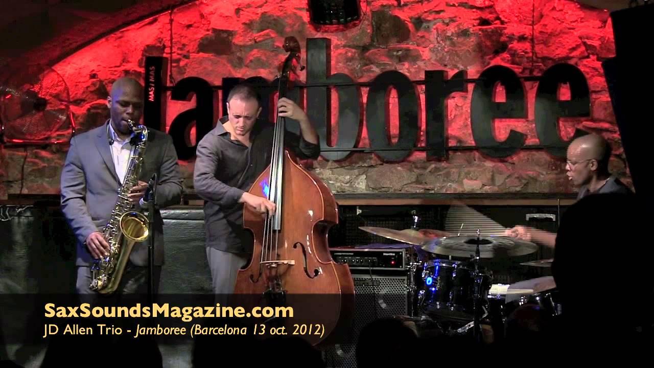 The Mayflower Music Series - JD Allen Trio Plus