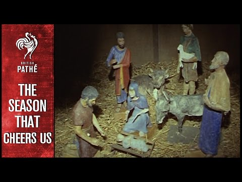 Christmas Is for All | British Pathé