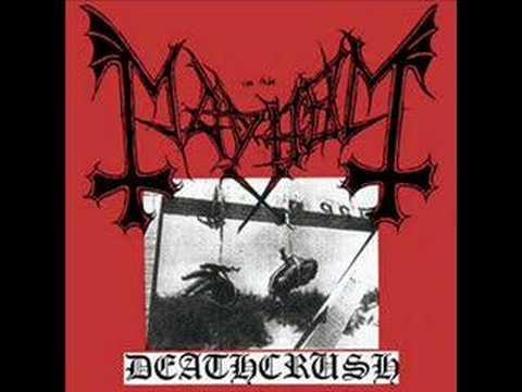 Клип Mayhem - Chainsaw Gutsfuck