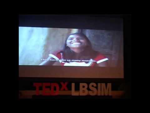 My adventure in rural India:Franz Gastler at TEDxLBSIM