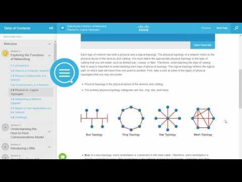 AnyWeb Training E-Learning - Cisco E-Learning