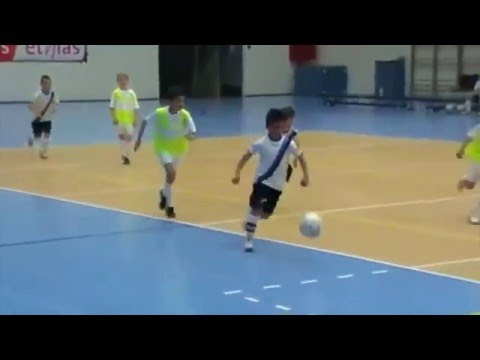 Young Soccer Star