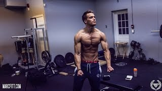 Shred Your Chest Workout - marcfitt.com