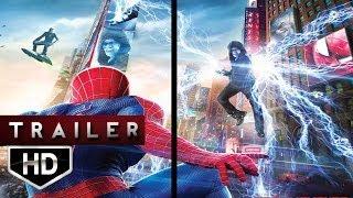 El sorprendente hombre araña 2 pelicula completa en español latino