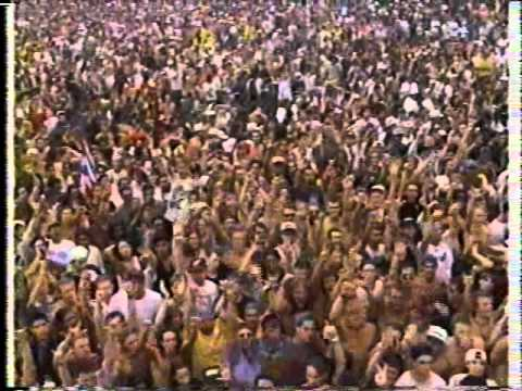 Rollins Band Live At Woodstock 94 - 01 Step Back/Wrong Man