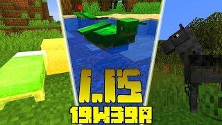 Minecraft 1.15: [Snapshot 19w39a] Co Zepsutego? ZEPSULI NAM MINECRAFTA! *Informacje o Minecon*