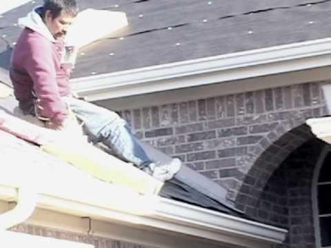 Hand Hammering - Roofing Austin TX