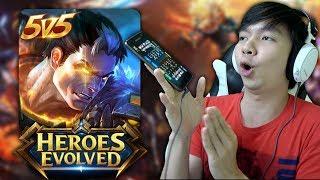 Game Seru Nich!!! - Heroes Evolved - Indonesia screenshot 5