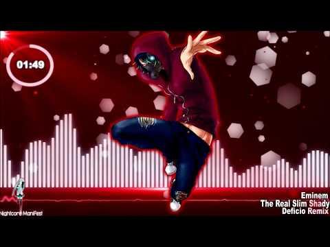【Nightcore】The Real Slim Shady {Eminem} [Deficio Remix]