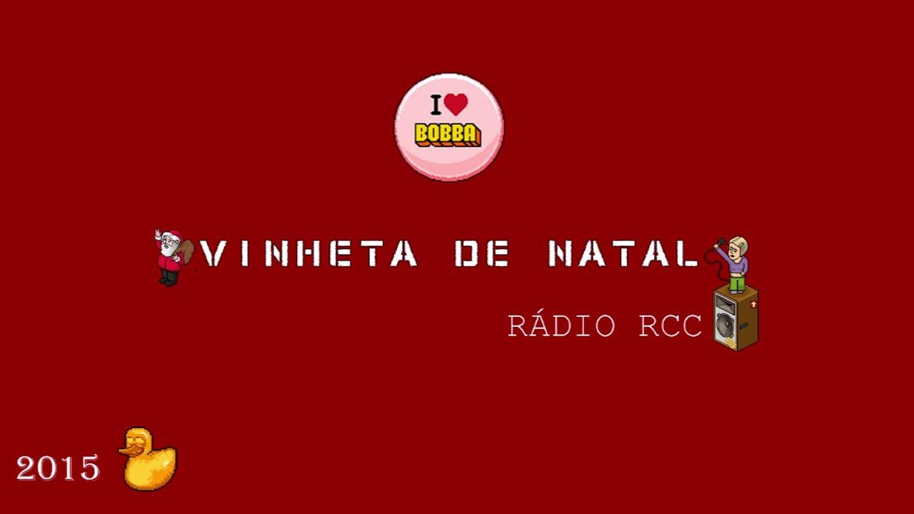 vinhetas de natal para radio