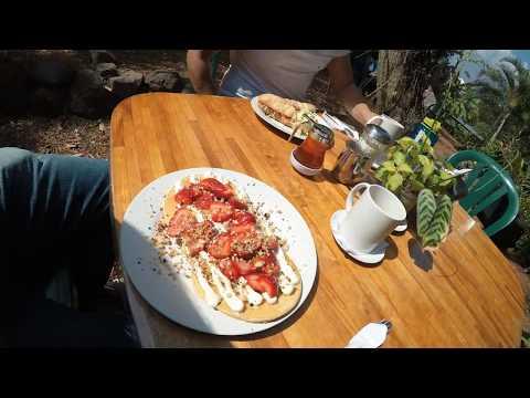 Best Brunch in Antigua - Valhalla Macadamia Farm!