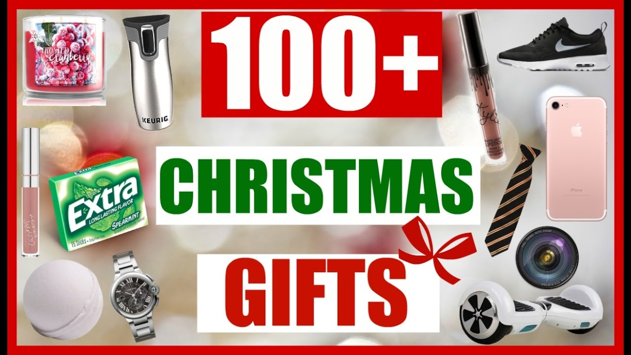 100 Last Minute Christmas Gift Ideas For Everyone 2016 A