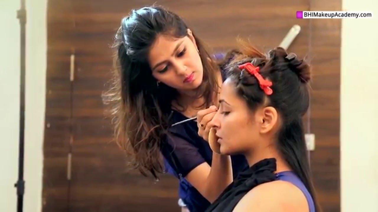 Priyanka Arora Professional Makeup Artist And Hair Stylist Video Profile You