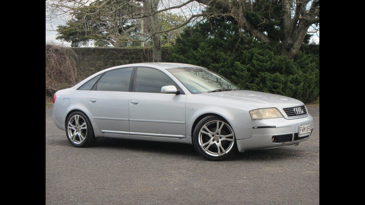 Kekurangan Audi A6 1999 Review