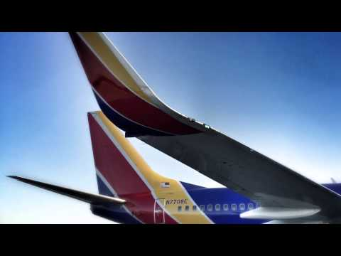 Southwest Airlines Heart Theme