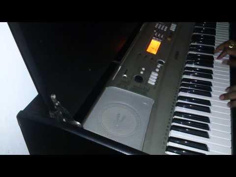 bhula dena mujhe piano cover by krish