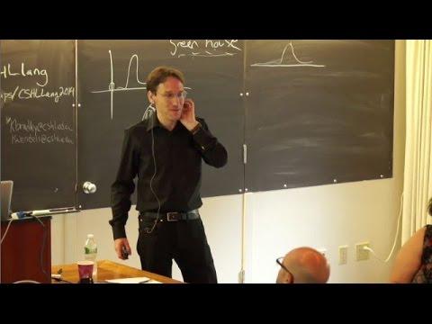 Dr. Simon Fisher, Max Planck Institute for Psycholinguistics