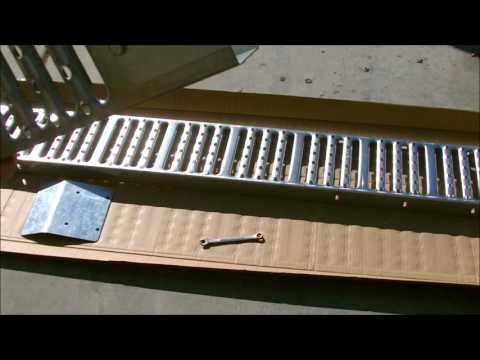 harbor freight steel ramps